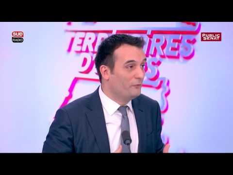 """Florian Philippot : """" Manuel Valls est cabossé """""""
