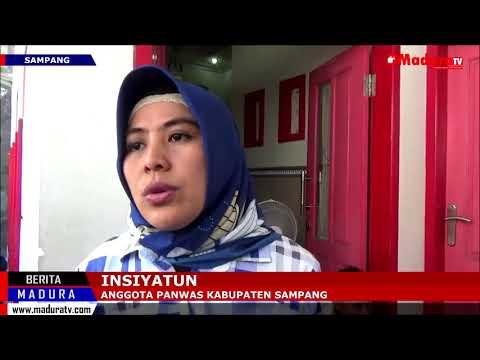 Butut Kisruh Pilkada Sampang, Demo Pendukung Paslon Berujung Lempar Batu Madura TV 10072018