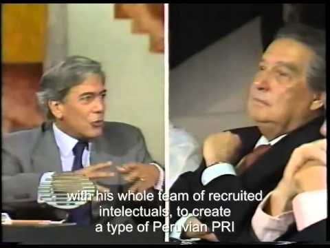 Mario Vargas Llosa - PRI Perfect Dictatorship - English Subs