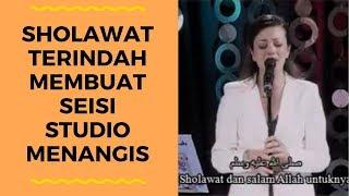 BOHONG KALAU GAK NANGIS - Lantunan Sholawat Merdu