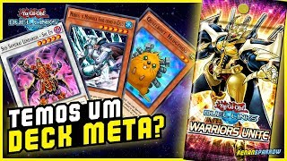 ANÁLISE DO NOVO PACK: WARRIORS UNITE! - Yu-Gi-Oh! Duel Links #646