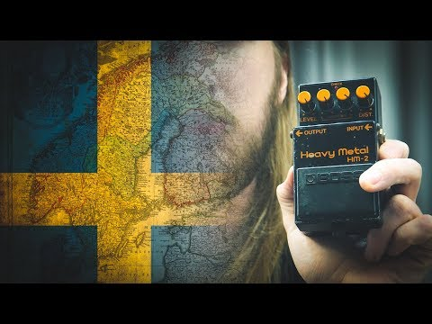 SWEDISH DEATH METAL GUITAR TONE