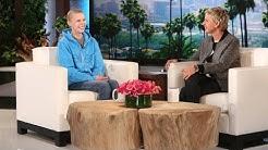 Ellen Meets Courtney Wagner