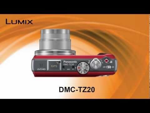 Introducing The Lumix TZ20