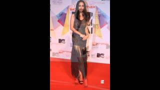 Celeb Hot Photos at Micromax MTV Video Music Awards India 2013