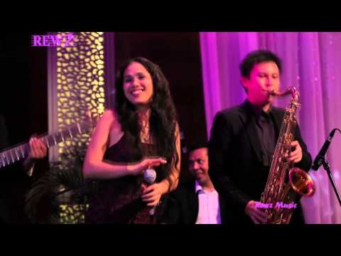 Malaysia Live Jazz Band - Can't Take My Eyes Off You