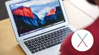 Las 15 novedades de OS X El Capitan más destacadas
