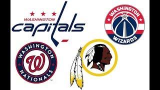 Washington D.C Sports   