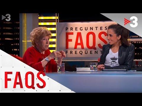 FAQS - Pilar Urbano i Juan Carlos Monedero parlen de monarquia