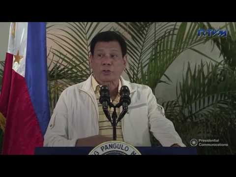 Philippine President Duterte slammed President Obama