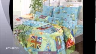 Купить детское постельное белье из поплина в интернет магазине(Все представленные комплекты детского постельного белья из поплина Вы можете приобрести в нашем интернет..., 2015-03-22T09:41:12.000Z)