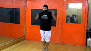 Radha Teri Chunri - superb dance by Inderjeet Singh