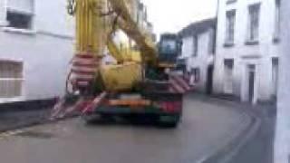 Wem Shropshire More of mayday lorry