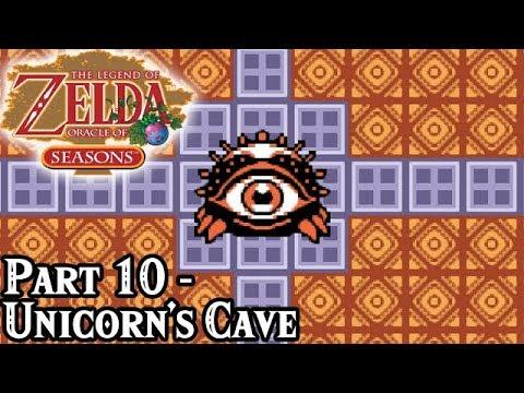 Oracle Of Seasons [Part 10 - Unicorn's Cave]