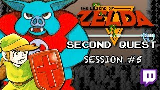 twitch the legend of zelda   second quest finale