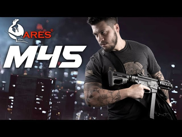 ARES M45 Best of Both Worlds or Lacking Identity? - RedWolf Airsoft RWTV