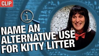 QI | Name An Alternative Use For Kitty Litter