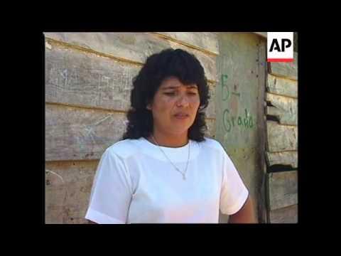 EL SALVADOR: FAMILIES STILL FACING DAILY STRUGGLE TO SURVIVE