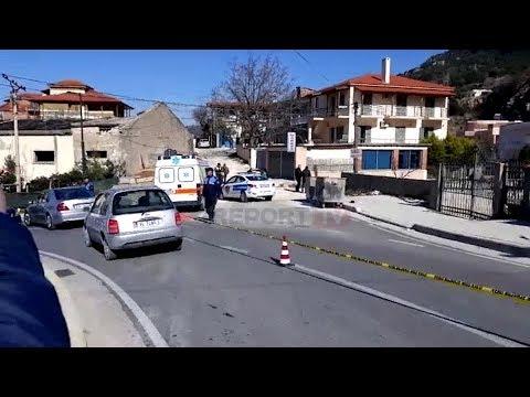 """Report Tv - Atentati tek """"Uji i ftohtë"""" në Vlorëarmando cipuri/ Historia e përlpasjes së bandave"""