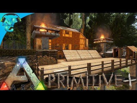 how to start ark survival evolved primtive++