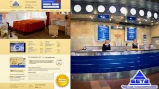 Beta Hotel for MITT Moscow 2013(Ролик гостиницы