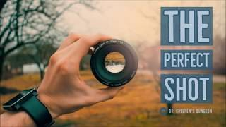 ''The Perfect Shot''   SCARY SHORT STORY