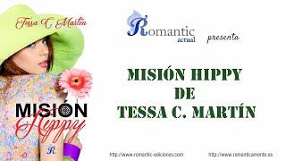 Misión Hippy de Tessa C. Martín. Zoe.