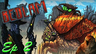 Skyshine's Bedlam Gameplay - Ep 2 - PULVERIZE [Let's Play Skyshine's Bedlam]