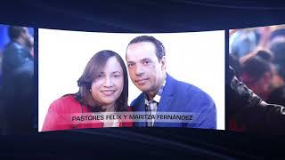 Centro Global de Avivamiento en Greenville, Carolina del Sur. Pastores Félix y Maritza Fernández
