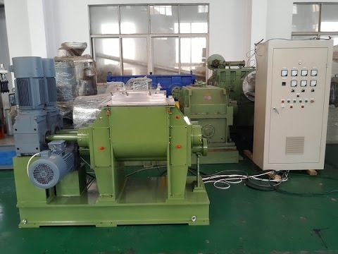 100L Sigma Kneader Extruder for Mixing Silicone Rubber