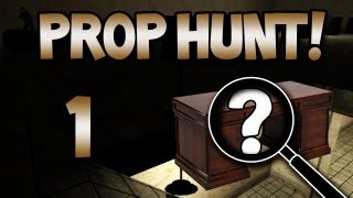 One of GassyMexican's most viewed videos: Prop Hunt! w/ Gassy, Nanners, Diction, & Goldy #1