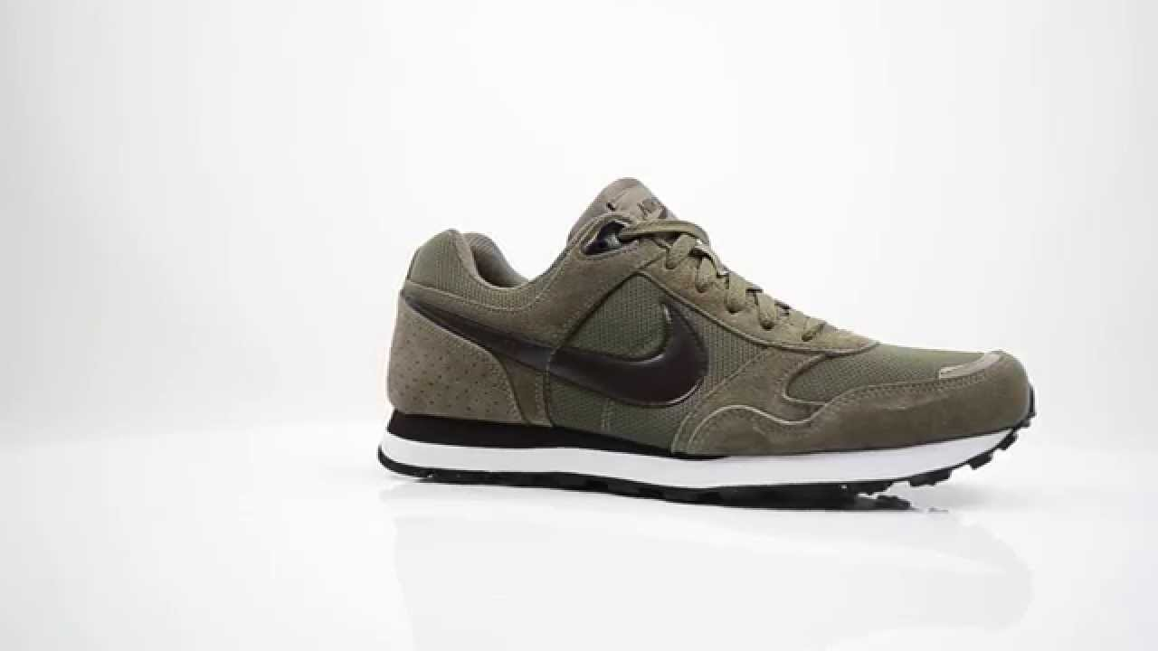 Nike Brown Suade Shoes