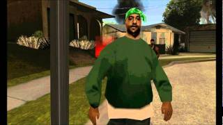 Grand Theft Auto San Andreas Quotes - Fat GSF Homie