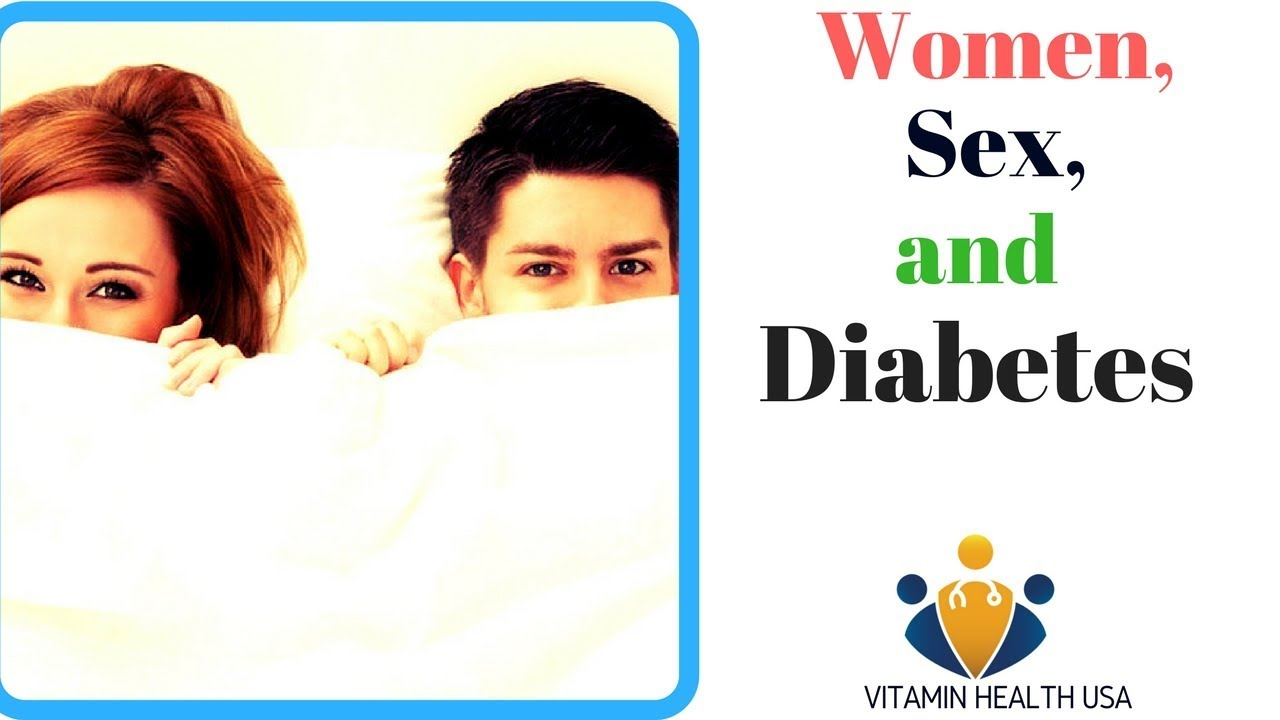 Womens sexual health and diabetes
