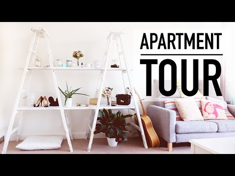 Apartment Tour 2015 ♥ Room Tour ♥ Wengie