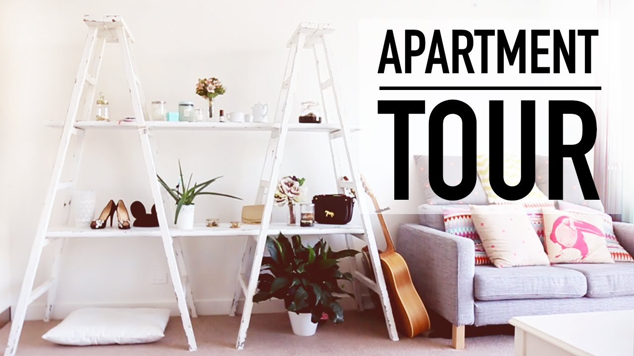 apartment tour 2015 room tour wengie youtube