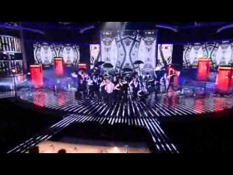Olly Murs Thinking Of Me Live (X-Factor)
