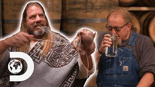 Mezcal De Pechuga: A Spirit Flavoured With Chicken! | Moonshiners: Master Distiller