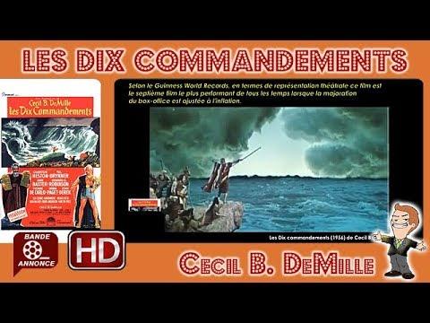 Les Dix commandements de Cecil B. DeMille (1956) #MrCinema 58