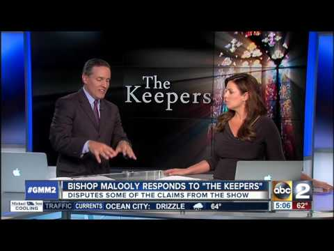 "Bishop Malooly responds to ""The Keepers"" documentary"