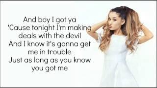 Ariana Grande - Side to Side Feat Nicki Minaj (Lyrics)