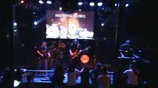 INDUSTRIAL SILENCE 2014-04-24-HYBRID PATH & UNTITLED  live at 8ball club