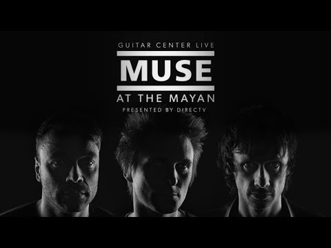 MUSE - LIVE at the Mayan 2015 [Los Angeles, California] HD.