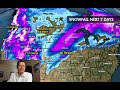 Tomer's Take: 3 Storms for West