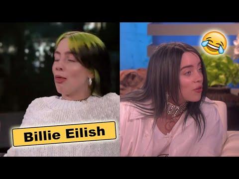 Billie Eilish Funny