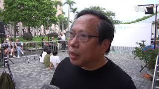 香港支联会悼念中国诺贝尔和平奖得主刘晓波