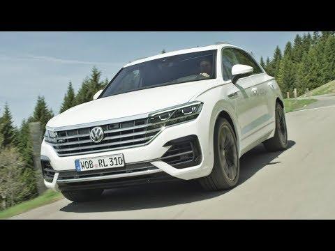 2019 Volkswagen Touareg - Test Drive