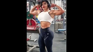 [ Viking Princess ] Super Sexy Instagram Model Workout and Preview