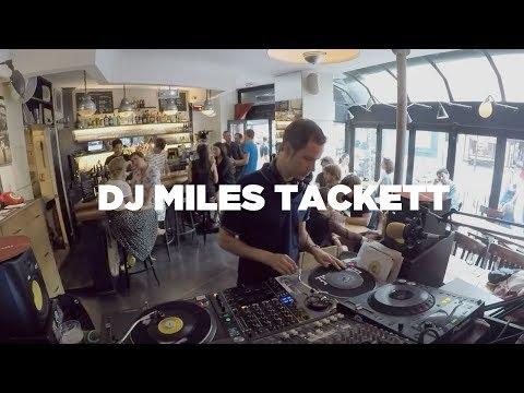 DJ Miles Tackett (Breakestra / Funky Sole) • Vinyl Set • LeMellotron.com
