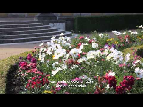 Géry Baron, jardinier au château de Versailles